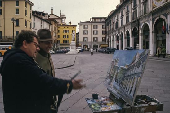 Franco Pezzoli, Brescia, 1991