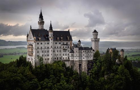Castello di Neuschwanstein, 2016
