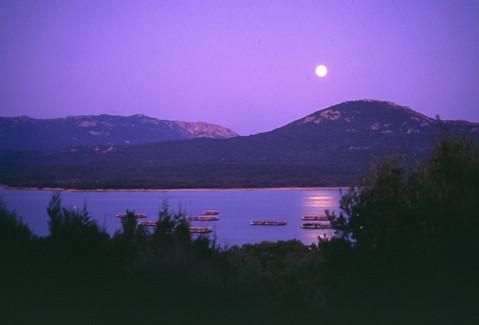 Baia di Figari, Corsica, 1991