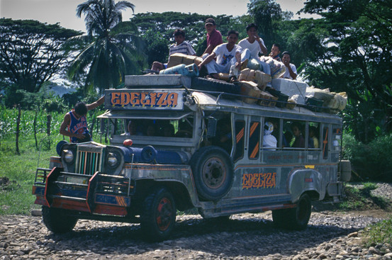 Mindoro Occidentale, Filippine, 1998