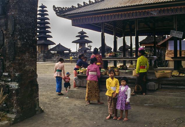 Pura Ulun Danu, Bali, 1995