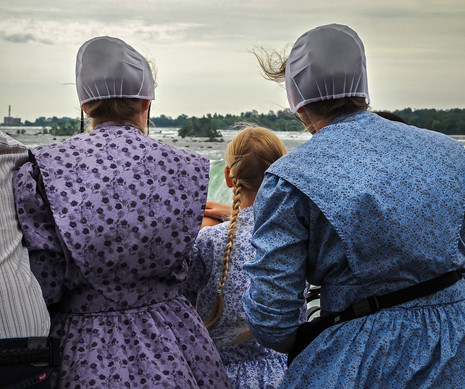 Amish, Niagara Falls, Ontario, 2011
