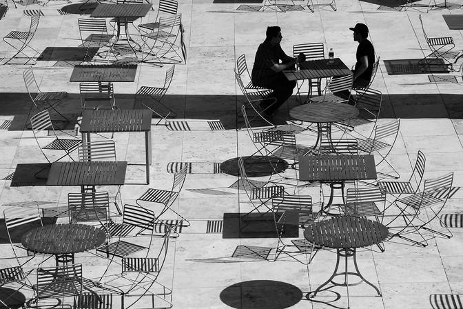Paul Getty Center, Los Angeles,  California, 2013