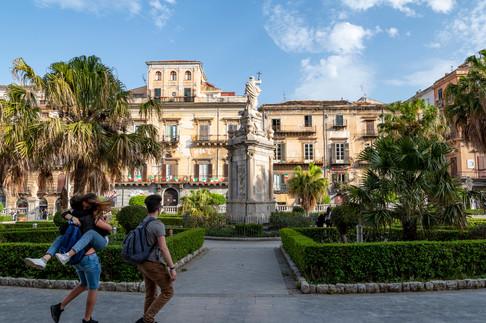 Palermo, Sicilia, 2018
