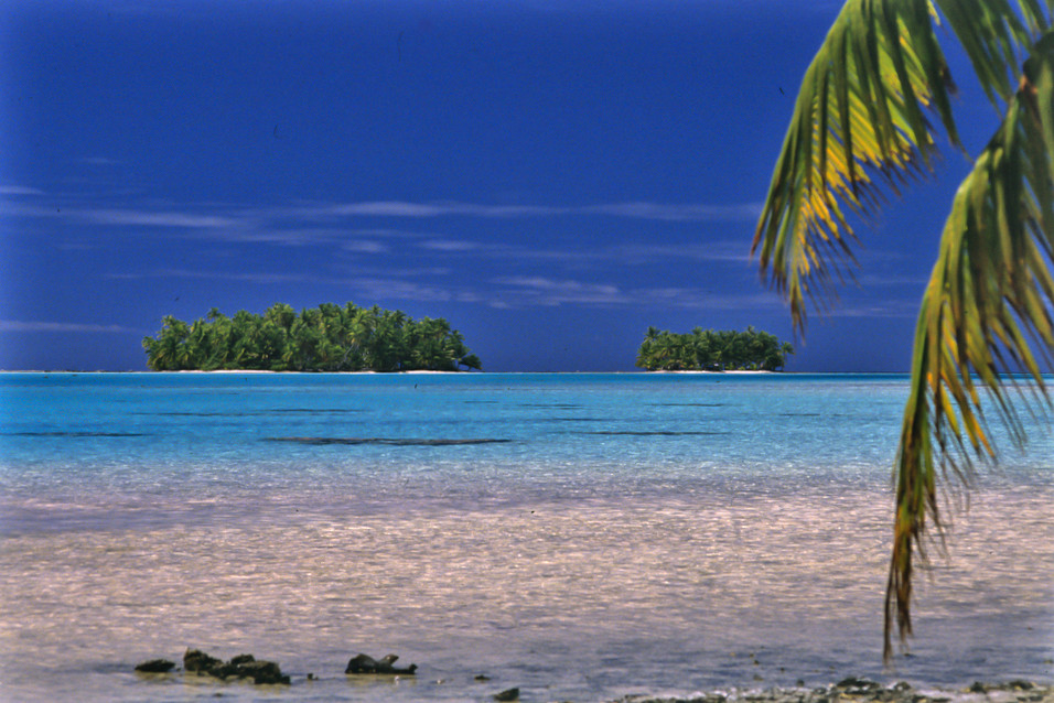 Rangiroa, Polinesia Francese, 1989