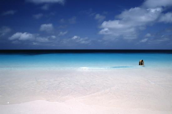 Pink Beach, Bonaire, Antille Olandesi, 1993