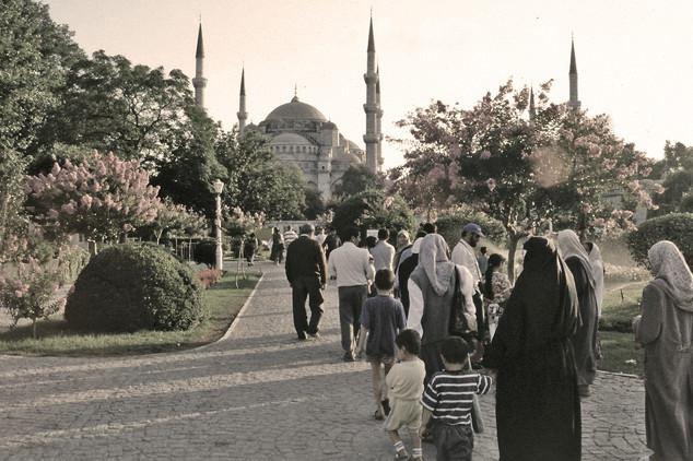 Santa Sofia, Istanbul, Turchia