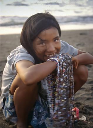 Ayu (12), Lovina Beach, Bali, 1995