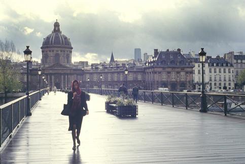 Pont des Arts, 1991