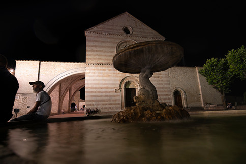 Assisi, Umbria, 2020