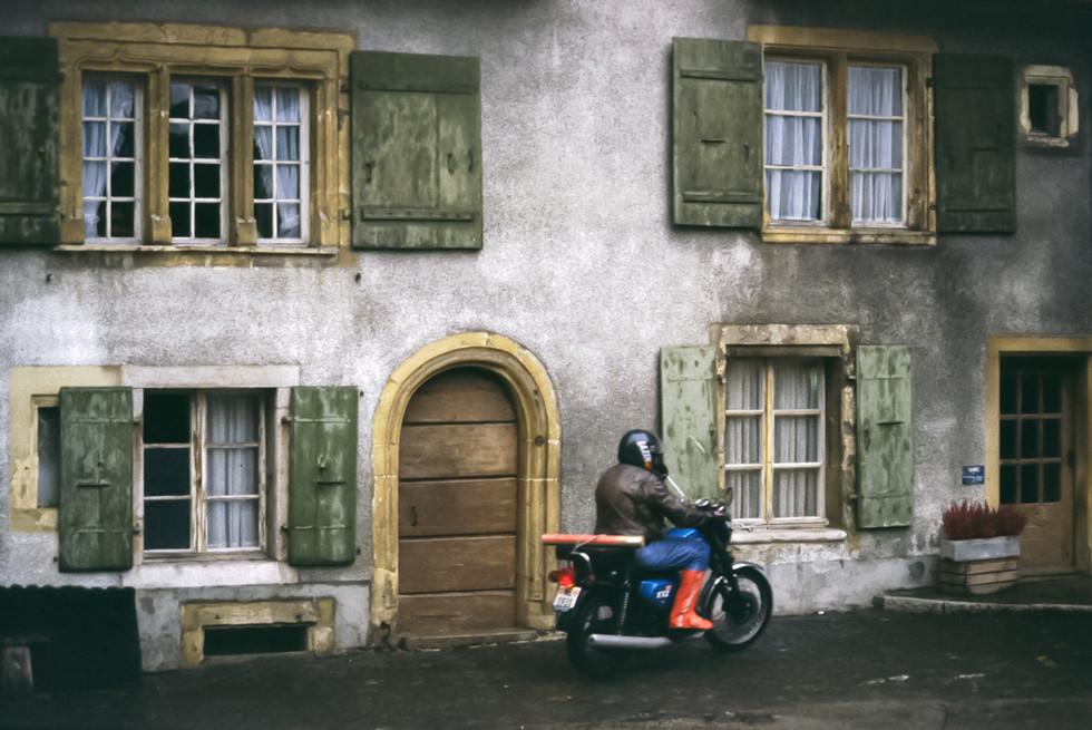 Valangin, Neuchatel, 1990