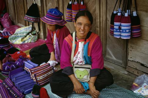 Lisu, Pai, Tailandia, 2002