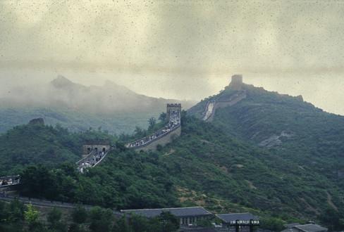 Grande Muraglia, Cina, 1979