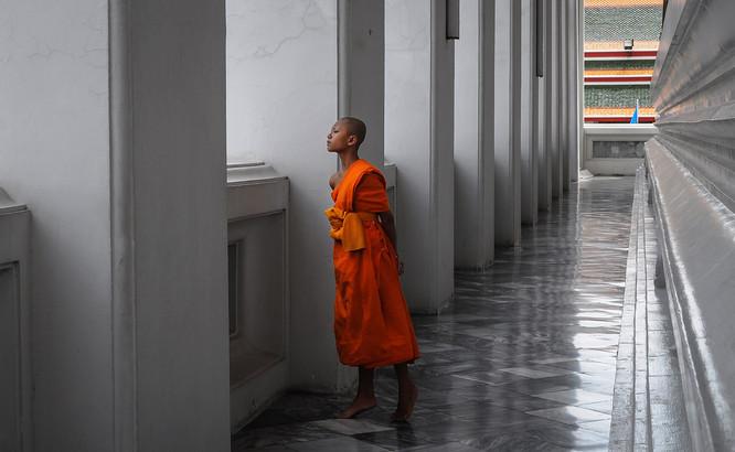 Wat Pho, Bangkok, Tailandia, 2014