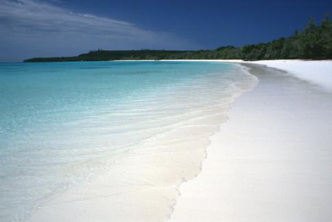 Luengoni, Lifou, Nuova Caledonia, 2000
