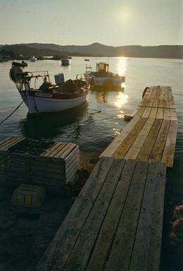 Golfo di Santa Manza, Corsica, 1990