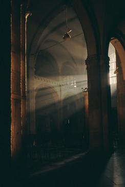 Basilica S.Ambrogio, Milano, 1972