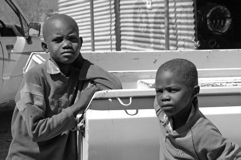 Opuwo, Namibia, 2006