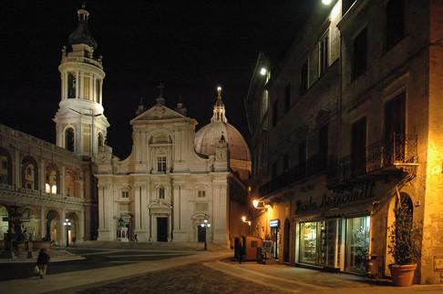 Loreto, Marche, 2004