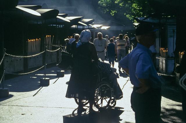 Lourdes, 2001