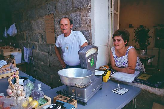 Sotta, Corsica, 1991