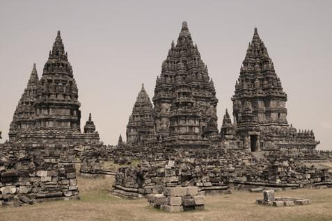 Prambanan, Giava, Indonesia