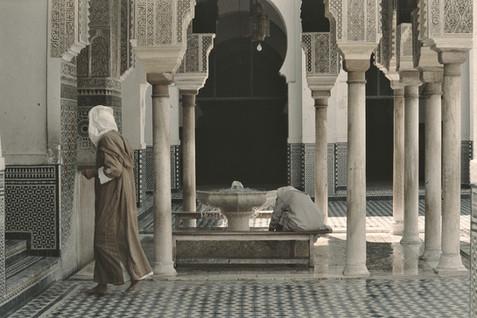 Moschea Karouin, Fes, Marocco