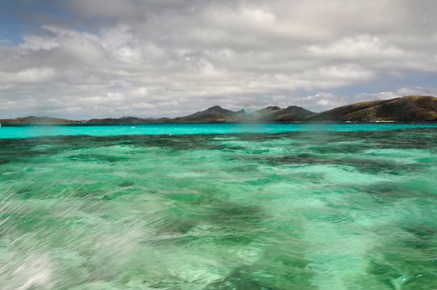 Blue Lagoon, Yasawa, Fiji, 2015