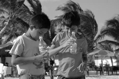 Tulum, Messico, 2008