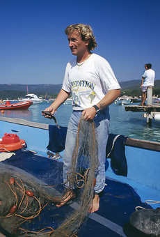 Piero, Santa Giulia, Corsica, 1991