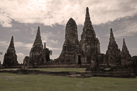 Wat Chai Watthanaram, Tailandia