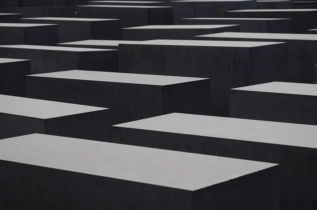 Memoriale dell'Olocausto, Berlino, 2016