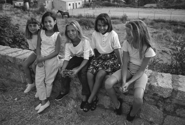 Monacia, Corsica, Francia, 1991