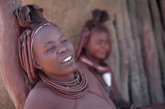 Villaggio Himba presso Opuwo, Namibia, 2006
