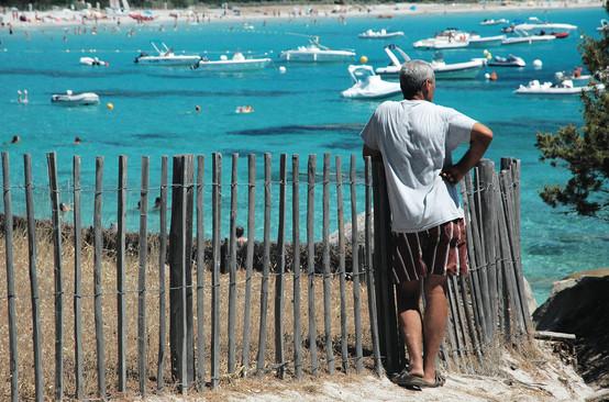 Palombaggia, Corsica, 2009