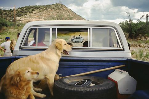 Flashflood presso Cottonwood, Arizona, 1992