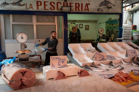 Mercato Vucciria, Palermo, Sicilia, 2018