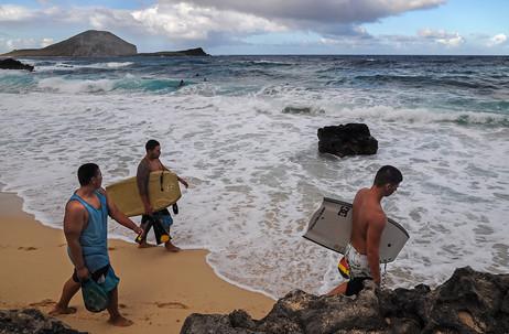 Oahu, Hawaii, 2013
