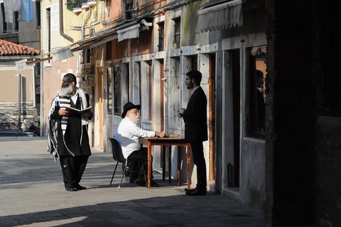 Ghetto Ebraico, Venezia, 2010