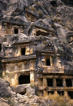 Myra, Turchia, 1996
