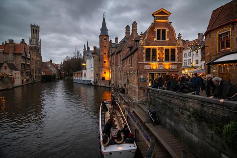 Brugge, Belgio, 2020