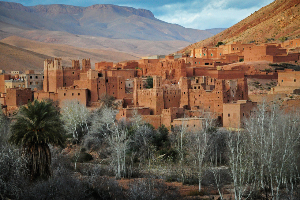 Regione dell'Atlante, Marocco, 2010