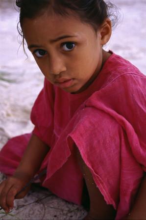 Melanie, Lifou, Nuova Caledonia, 2000