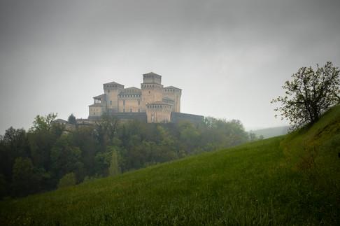 Castello di Torrechiara, Langhirano, Emilia Romagna, 2019,