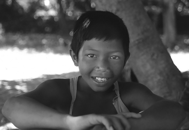 Gede Dongeng (8), Bali, Indonesia, 1995