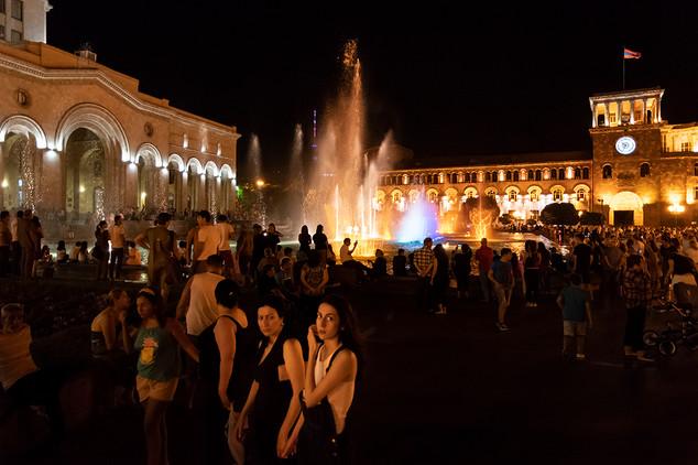 Yerevan, Armenia, 2019