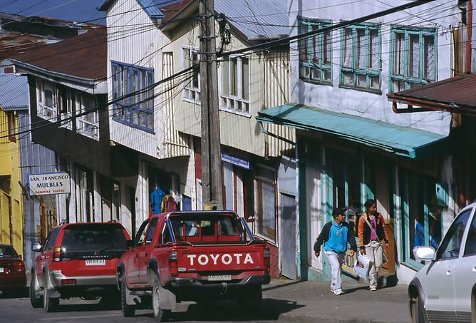 Castro, Cile, 2003