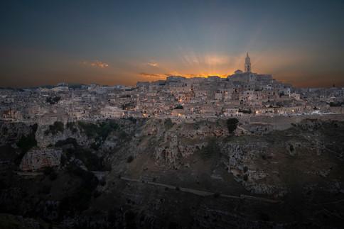 Matera, Basilicata, 2020