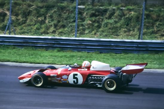 Clay Regazzoni, Monza, 1971