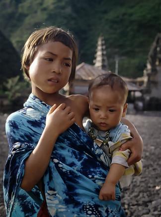 Gunung Batur, Bali, 1995